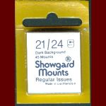 Showgard / black cut to size.
